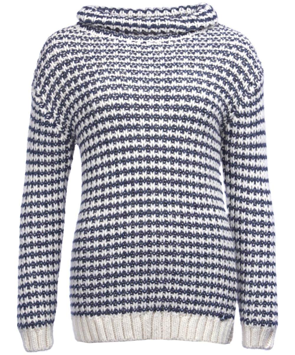 2827b6d19f5c Women s Barbour Ventnor Knitted Sweater - Navy