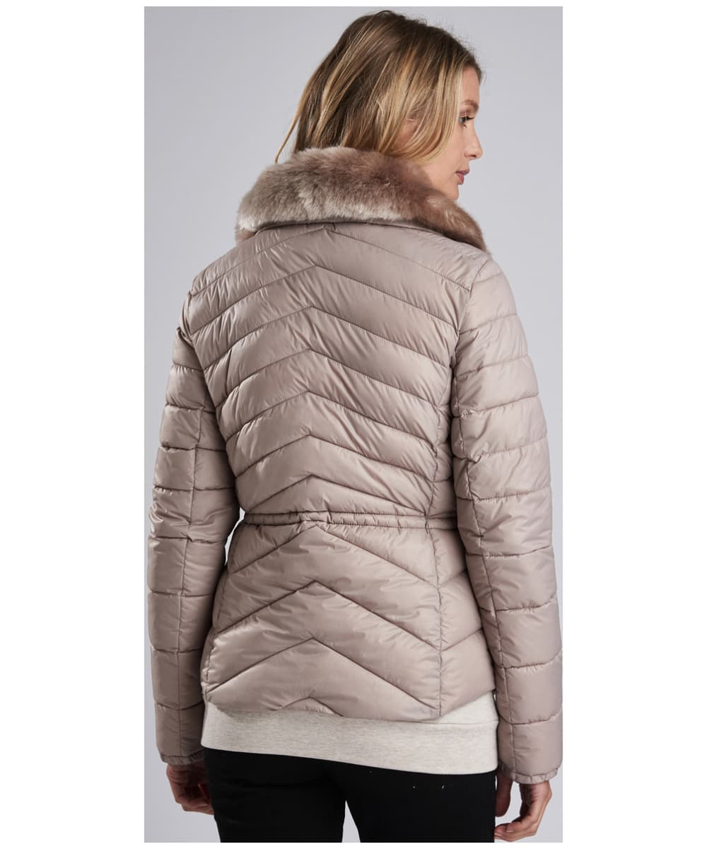 Women S Barbour International Valencia Quilted Jacket
