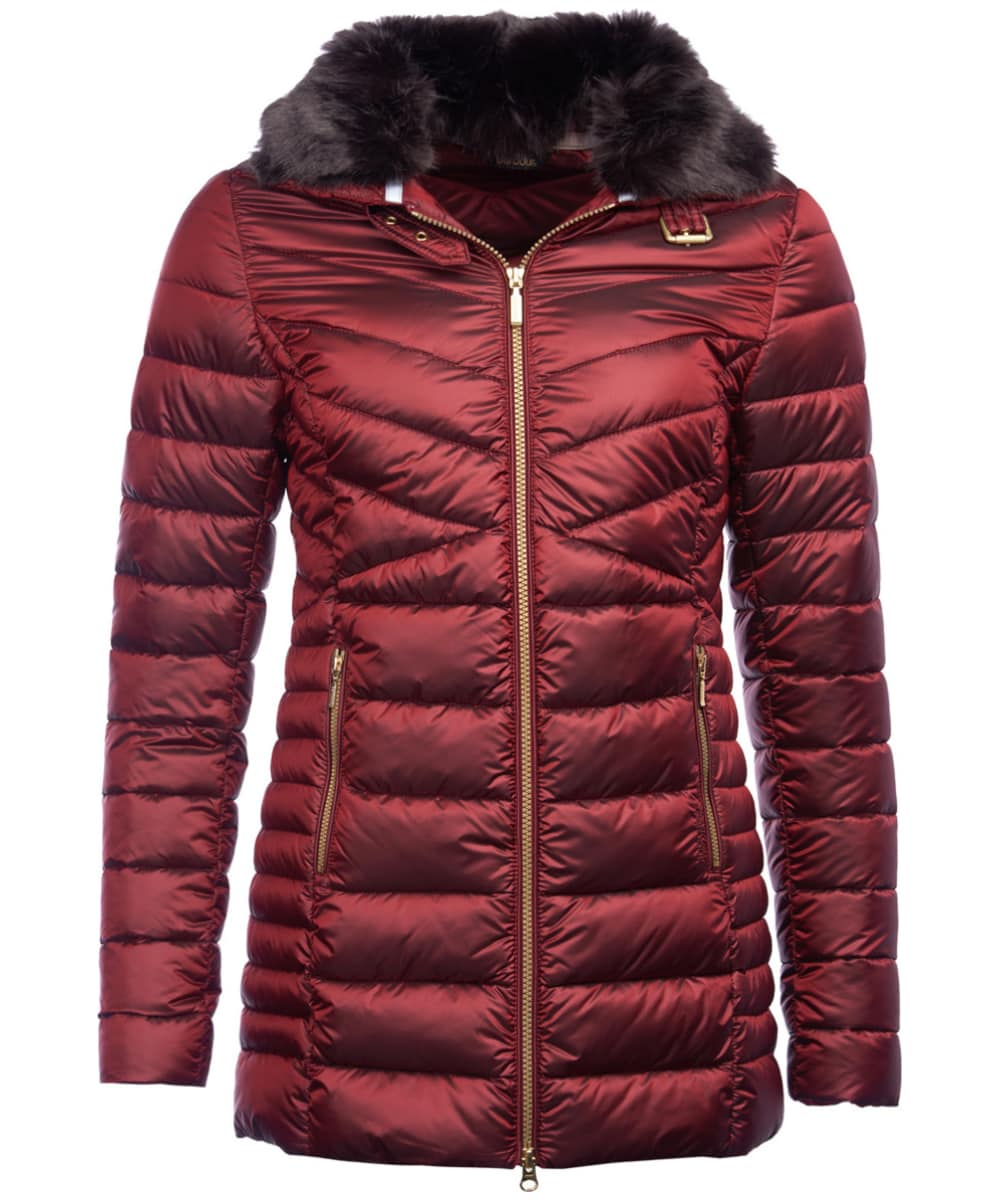 Women S Barbour Lomond Quilted Jacket