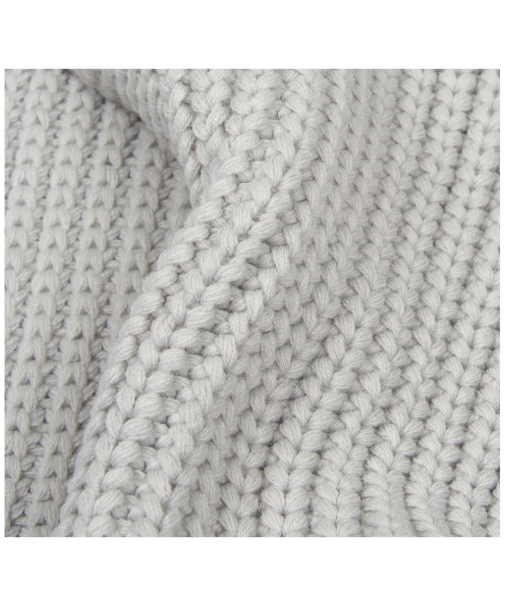 90a3f7deb43 ... Women s Barbour Saltburn Scarf - Ice White ...