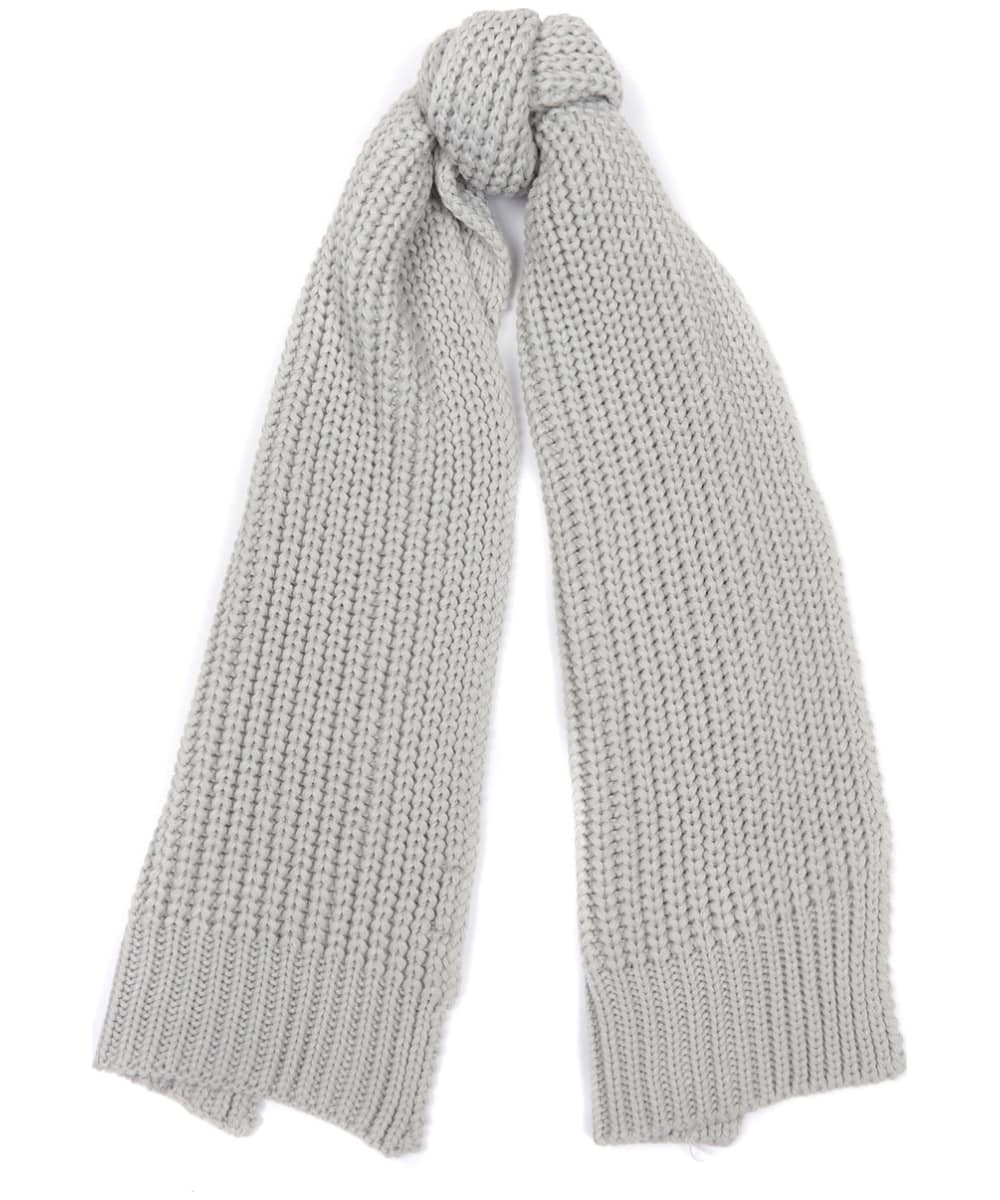 0a4beb2f324 Women s Barbour Saltburn Scarf - Ice White
