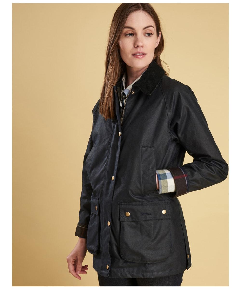 9f3d416e1 Women's Barbour Acorn Wax Jacket