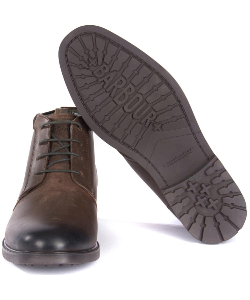 Men S Barbour Kielder Chukka Boots