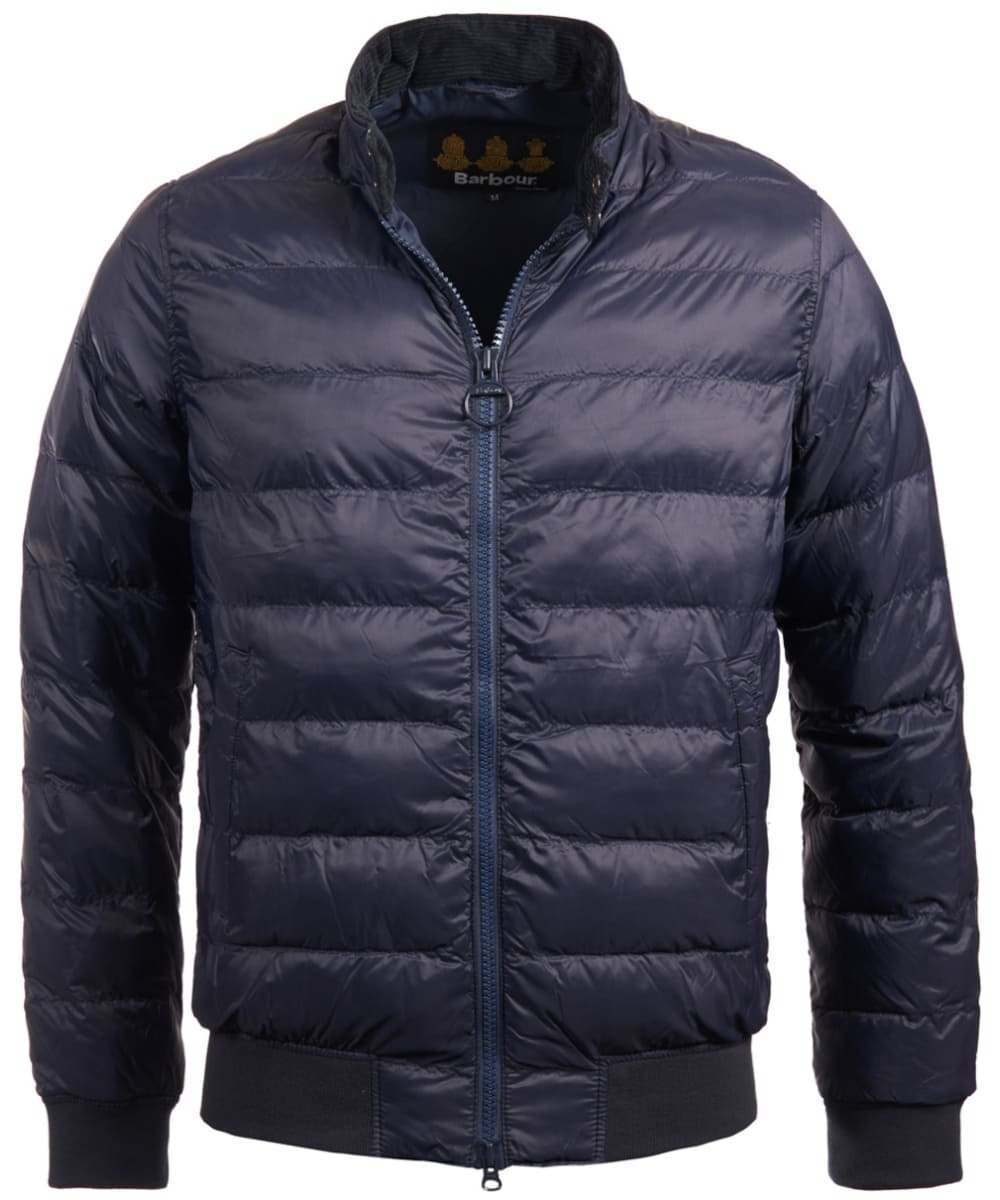 Men S Barbour Aviso Quilted Jacket