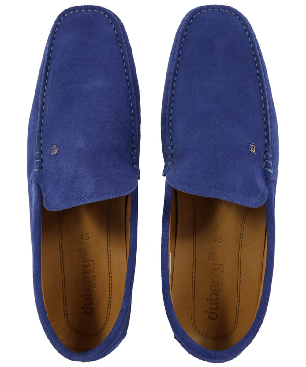 448b5a9edc5 ... Men s Dubarry Azores Loafers - Cobalt Blue ...