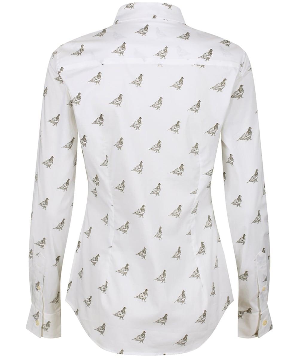Grey Ptarmigan, 12 Schoffel Norfolk Shirt