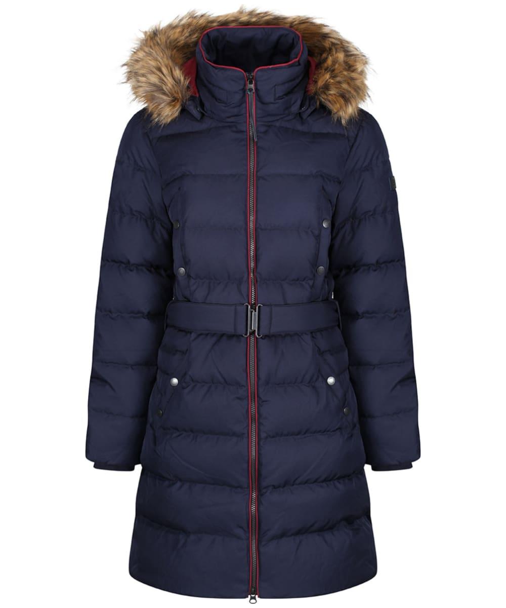 193254f20 Women's Aigle Rigdown Long Puffer Jacket