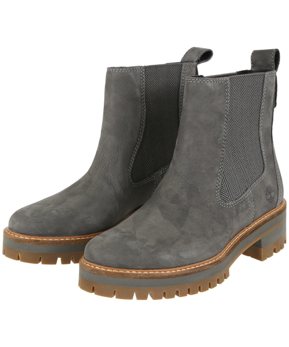 Timberland Courmayeur Valley Chelsea Boot Women's Shoes in