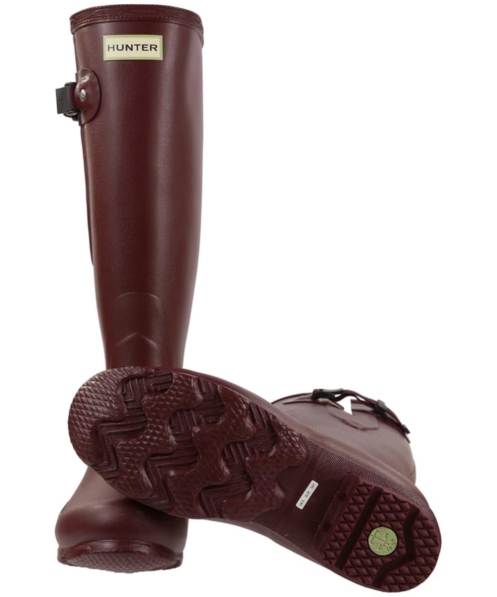 Women S Hunter Norris Field Side Adjustable Wellington Boots