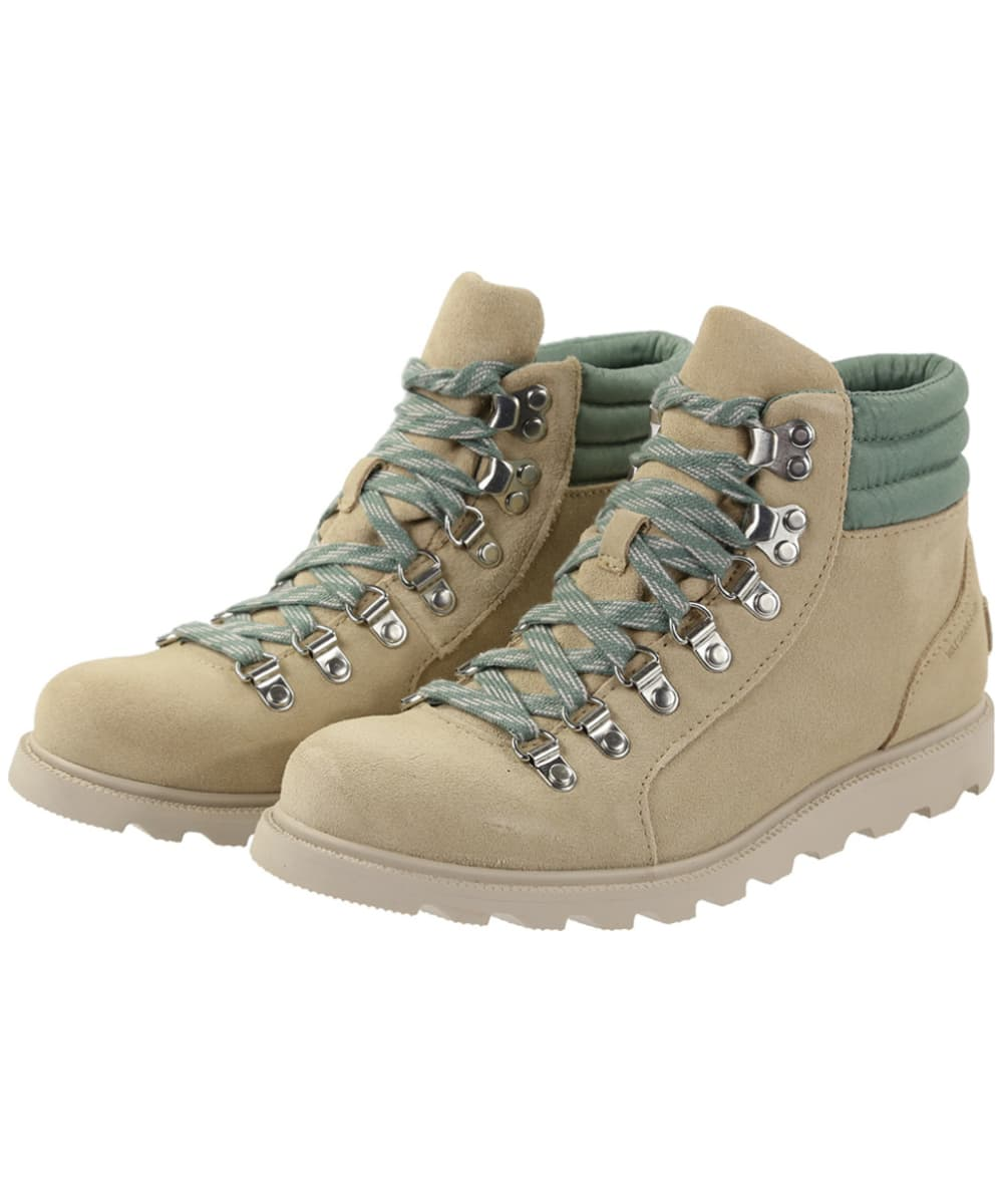 600c27099 Women's Sorel Ainsley Conquest Waterproof Boots - Oatmeal
