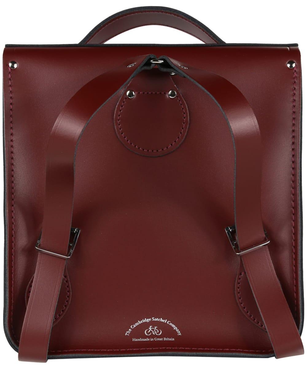 bd260dc6c2c3 ... Women s The Cambridge Satchel Company Small Portrait Leather Backpack -  Oxblood ...