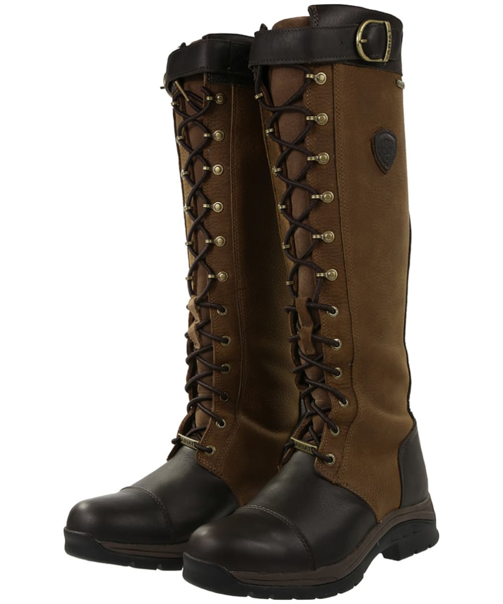 Women s Ariat Berwick Gore-Tex® Insulated Boots - Ebony Brown f9d247100e