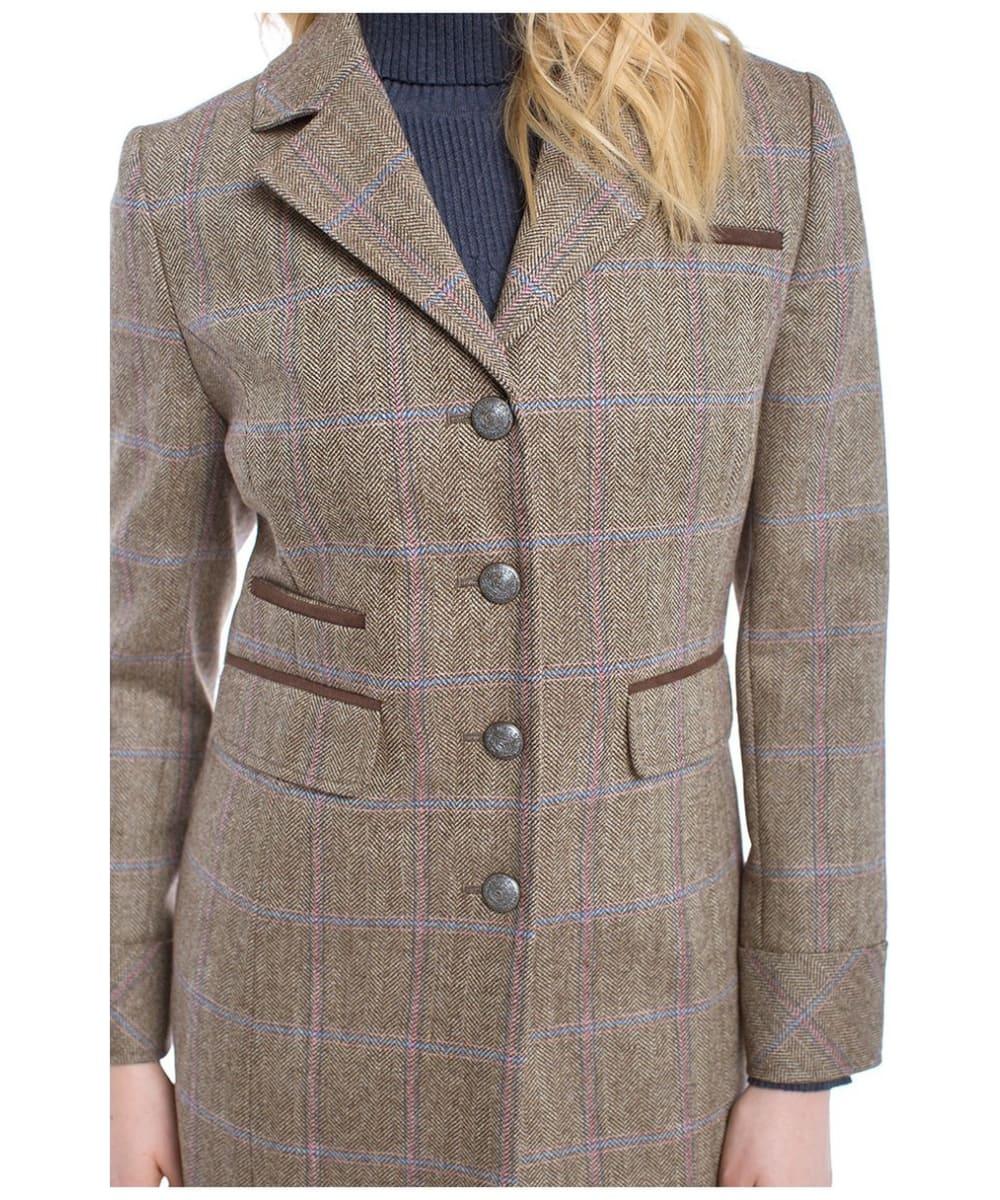 Dubarry Ladies Blackthorn Tweed Coat
