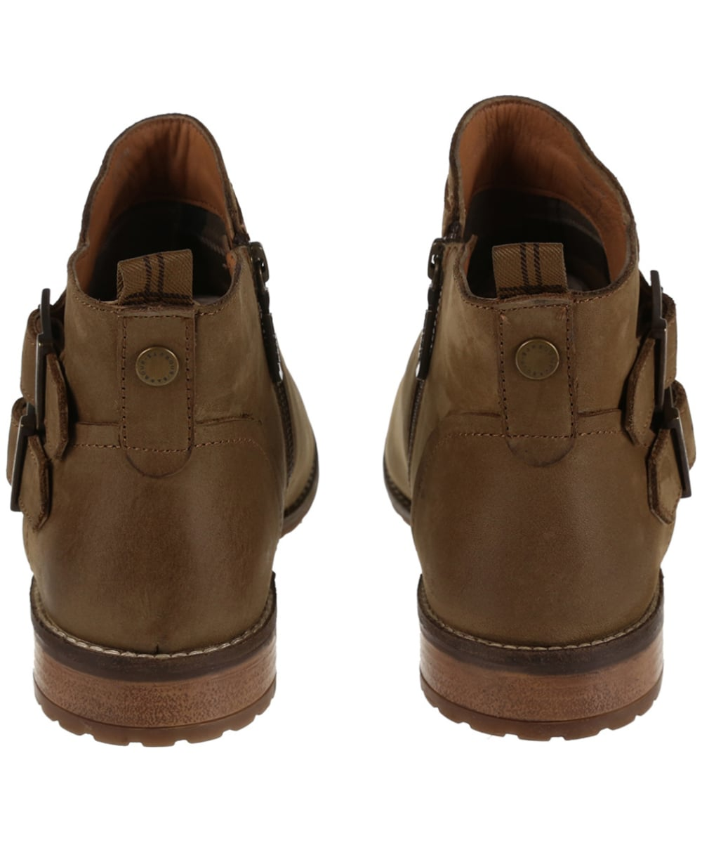 4b9df655 ... Women's Barbour Sarah Low Buckle Boots - Cognac ...