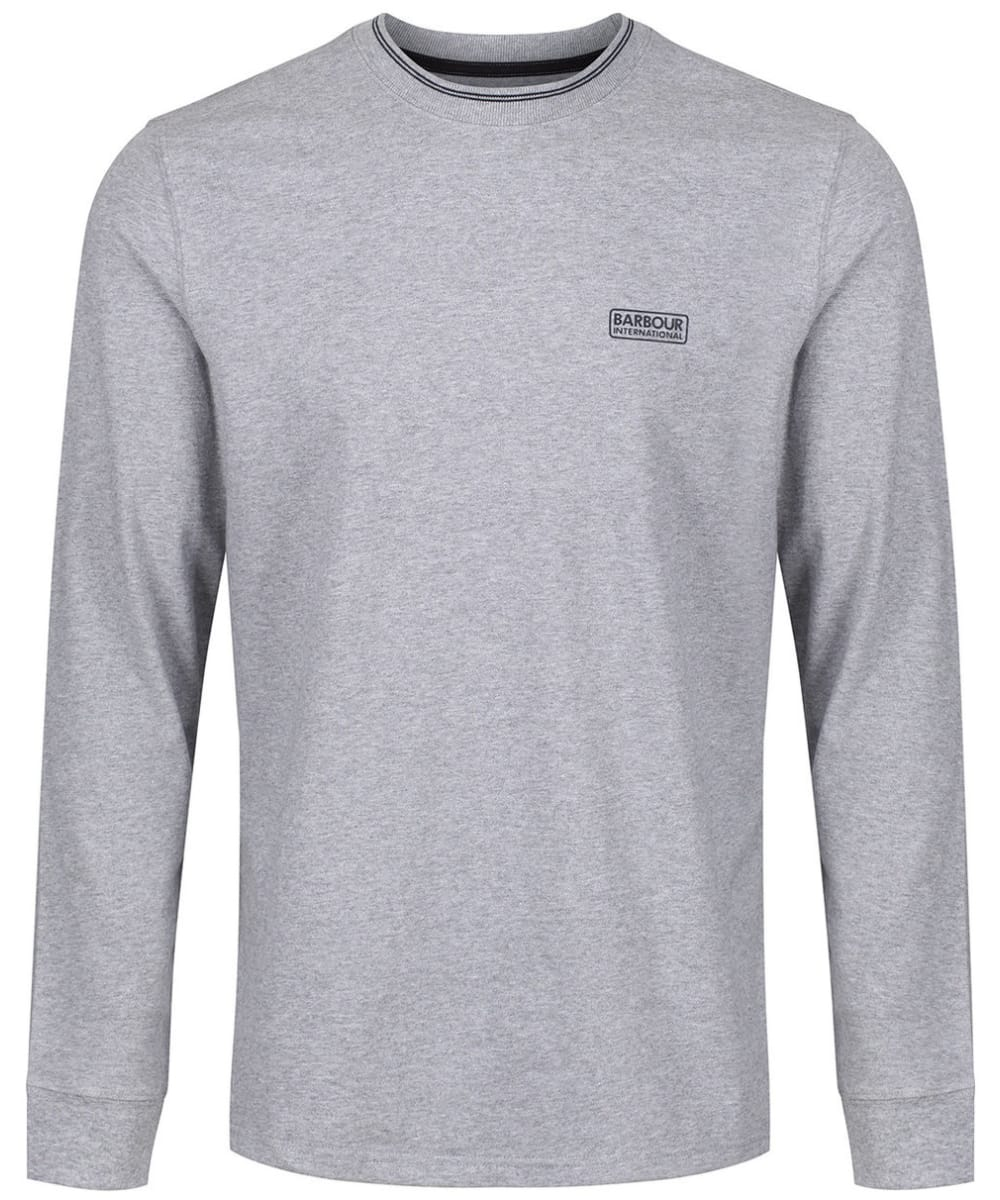 6f123e7f ... Men's Barbour International Apex Tee - Grey Marl ...