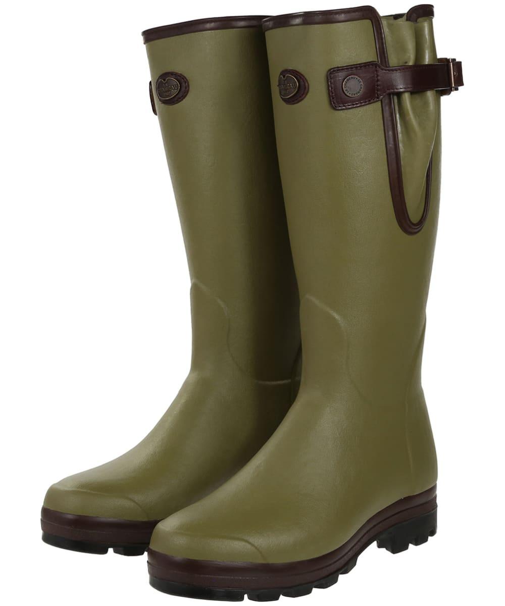 a92bd6e24b5 Men's Le Chameau Vierzonord Prestige Wellington Boots