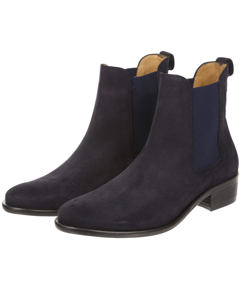 8c3453a1bbc Women's Fairfax and Favor Suede Chelsea Boot