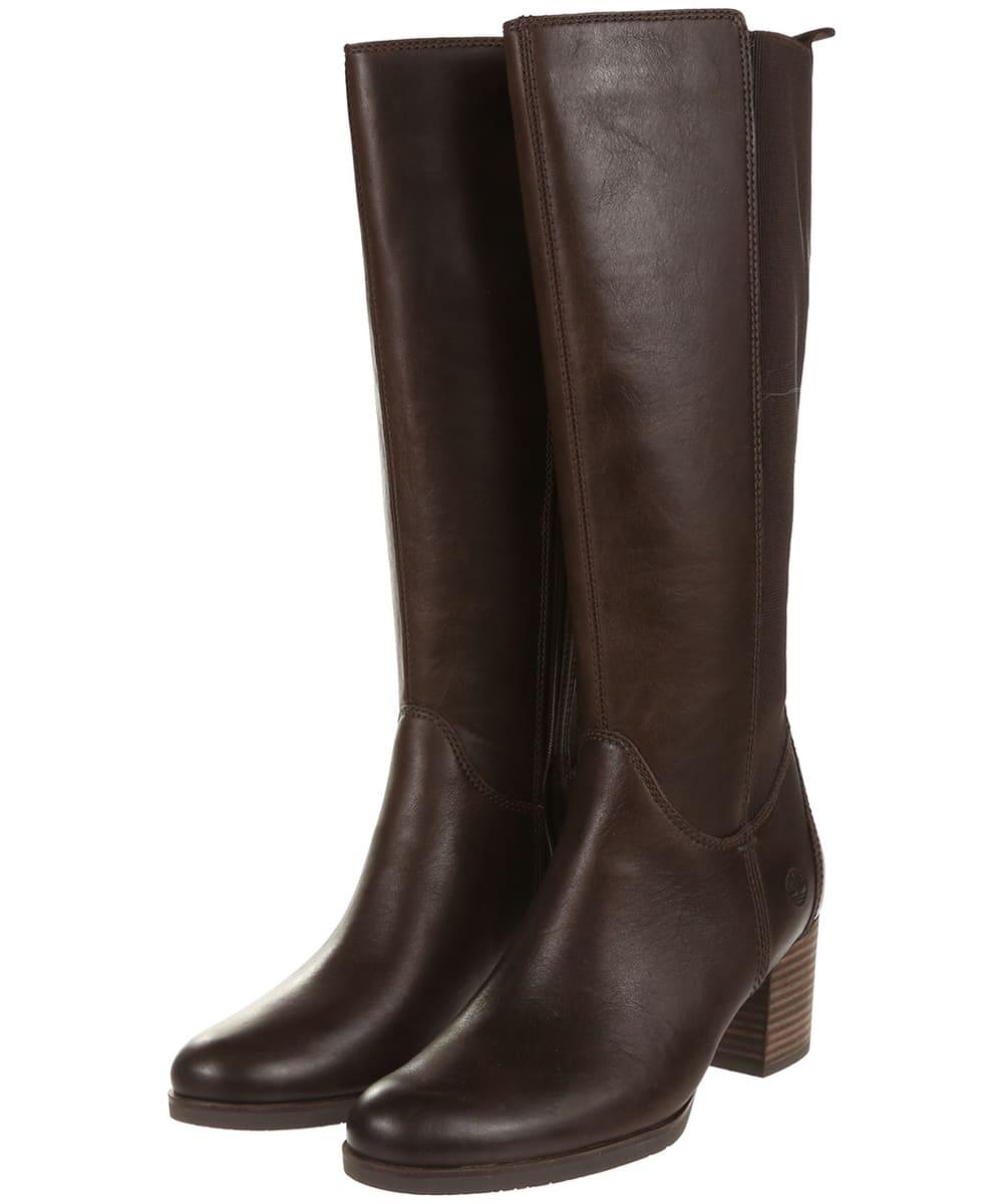 bae973433 Women's Timberland Eleonor Street Tall Boots - Potting Soil