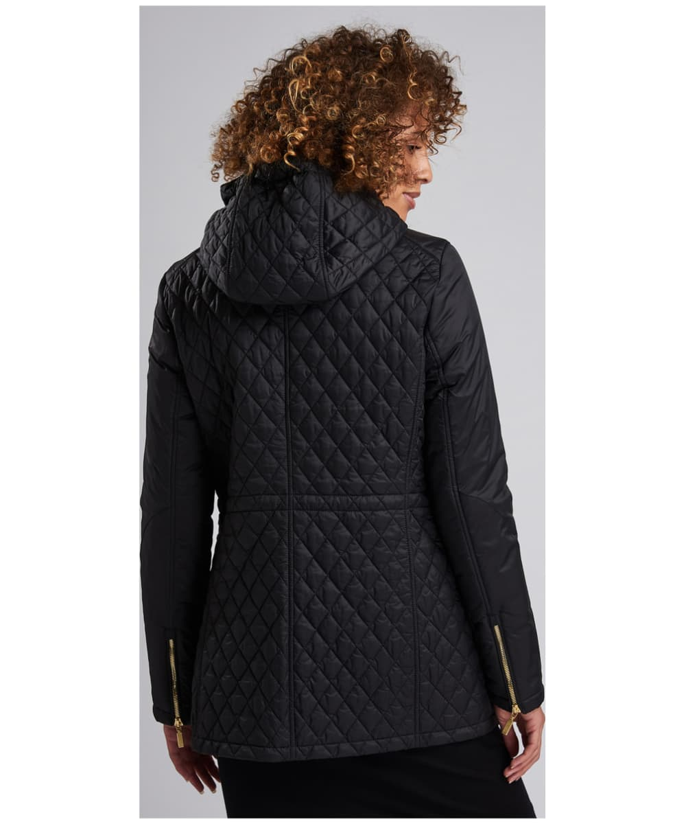 Women S Barbour International Penhal Quilted Jacket