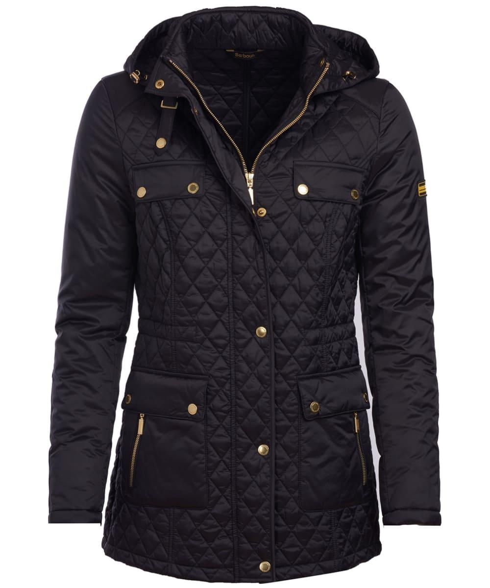 Women S Barbour International Penhal Quilted Jacket