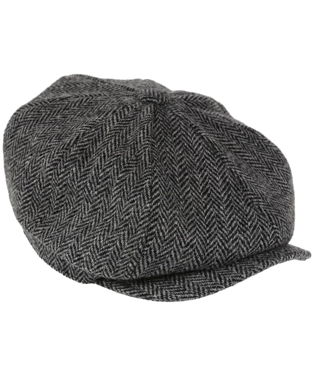 cf95f43e8 Heather Scott Harris Tweed Newsboy Cap