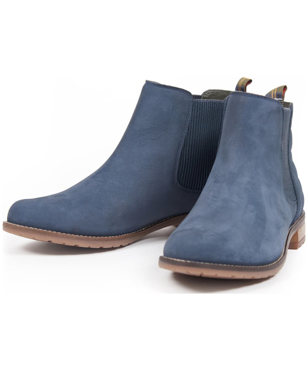 816816d10dac ... Women s Barbour Abigail Chelsea Boot - Steel Blue ...