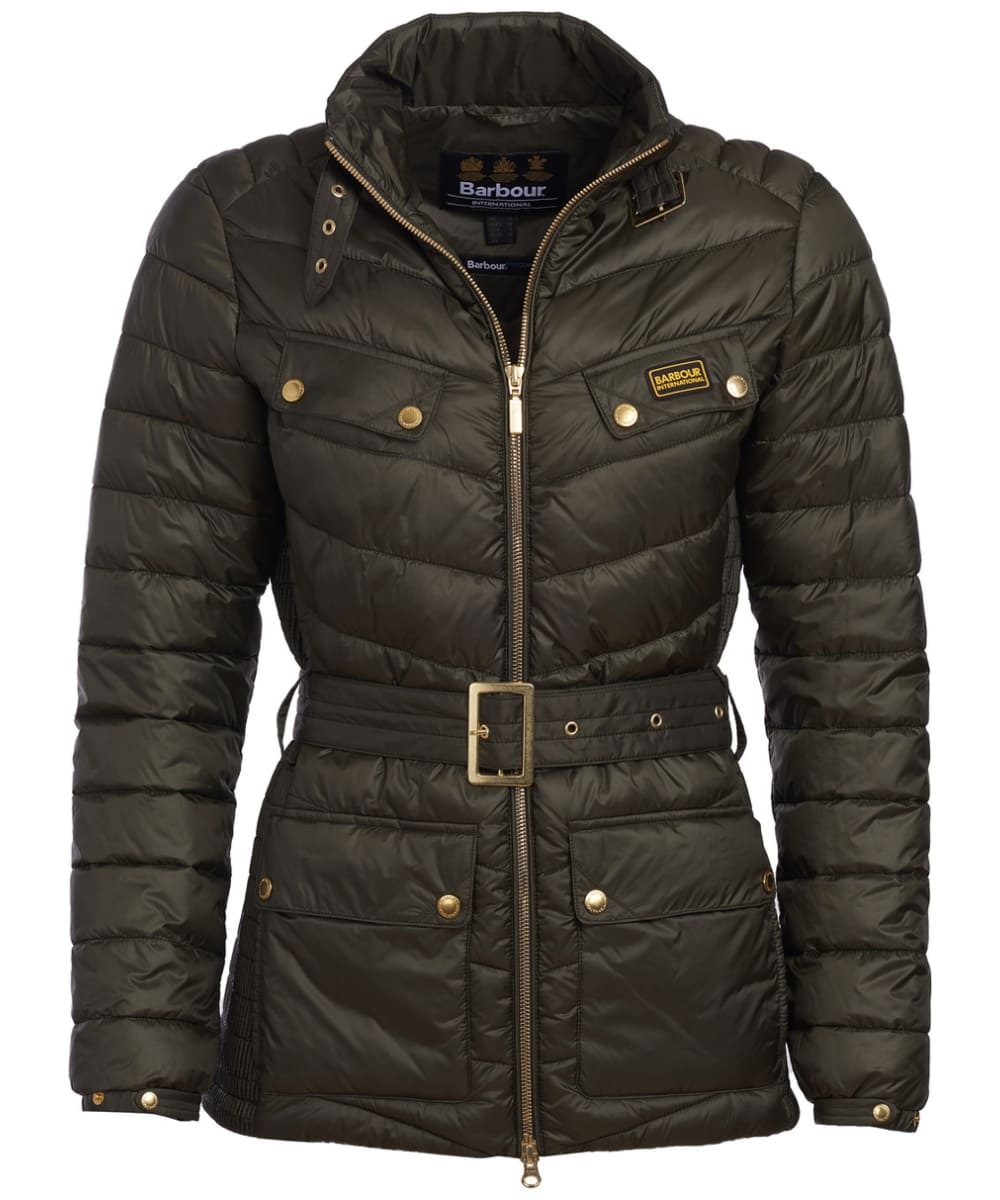 cfc0826f0 Women's Barbour International Gleann Quilt