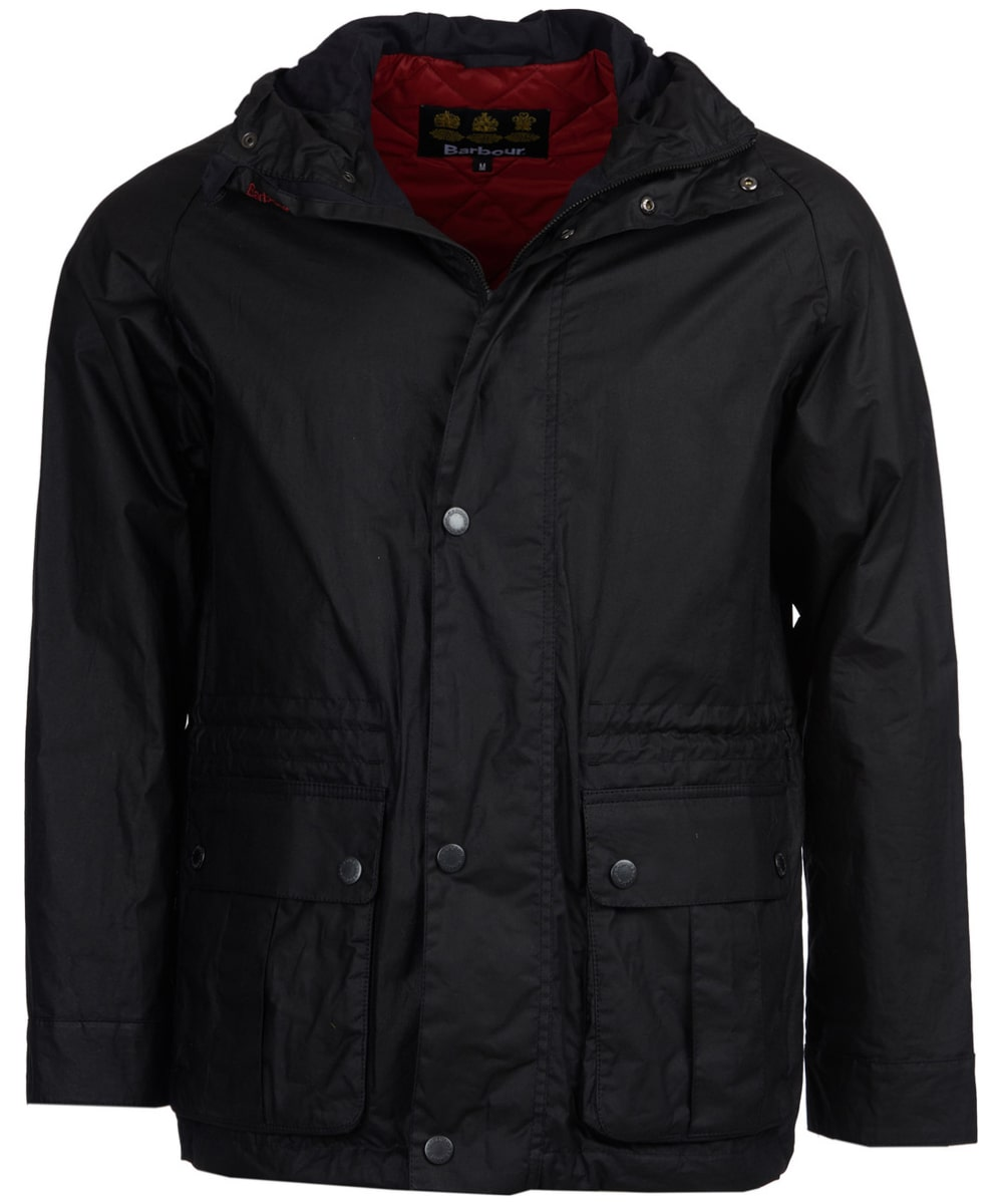 barbour waxed jacket sale