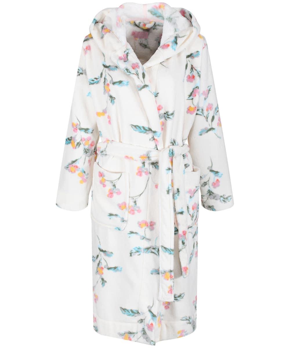 Women s Joules Rita Dressing Gown - Cream 28f4cd8c6