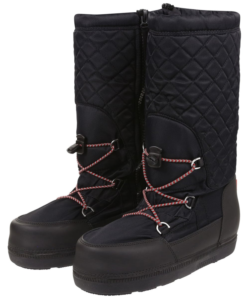 a37587648c5a Women s Hunter Original Quilted Snow Boots - Black