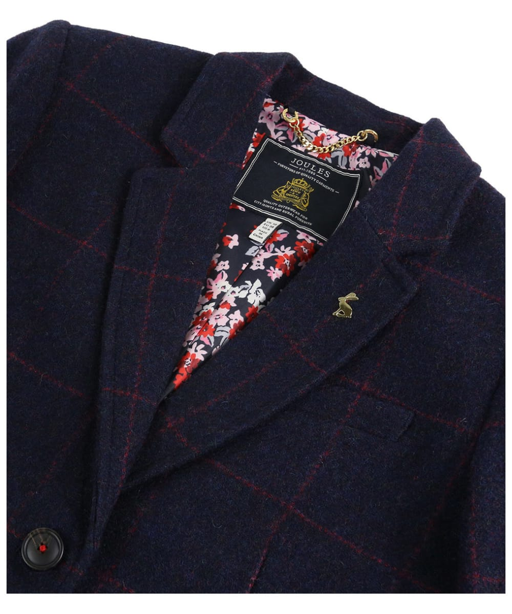 Women S Joules Wiscombe Tweed Blazer