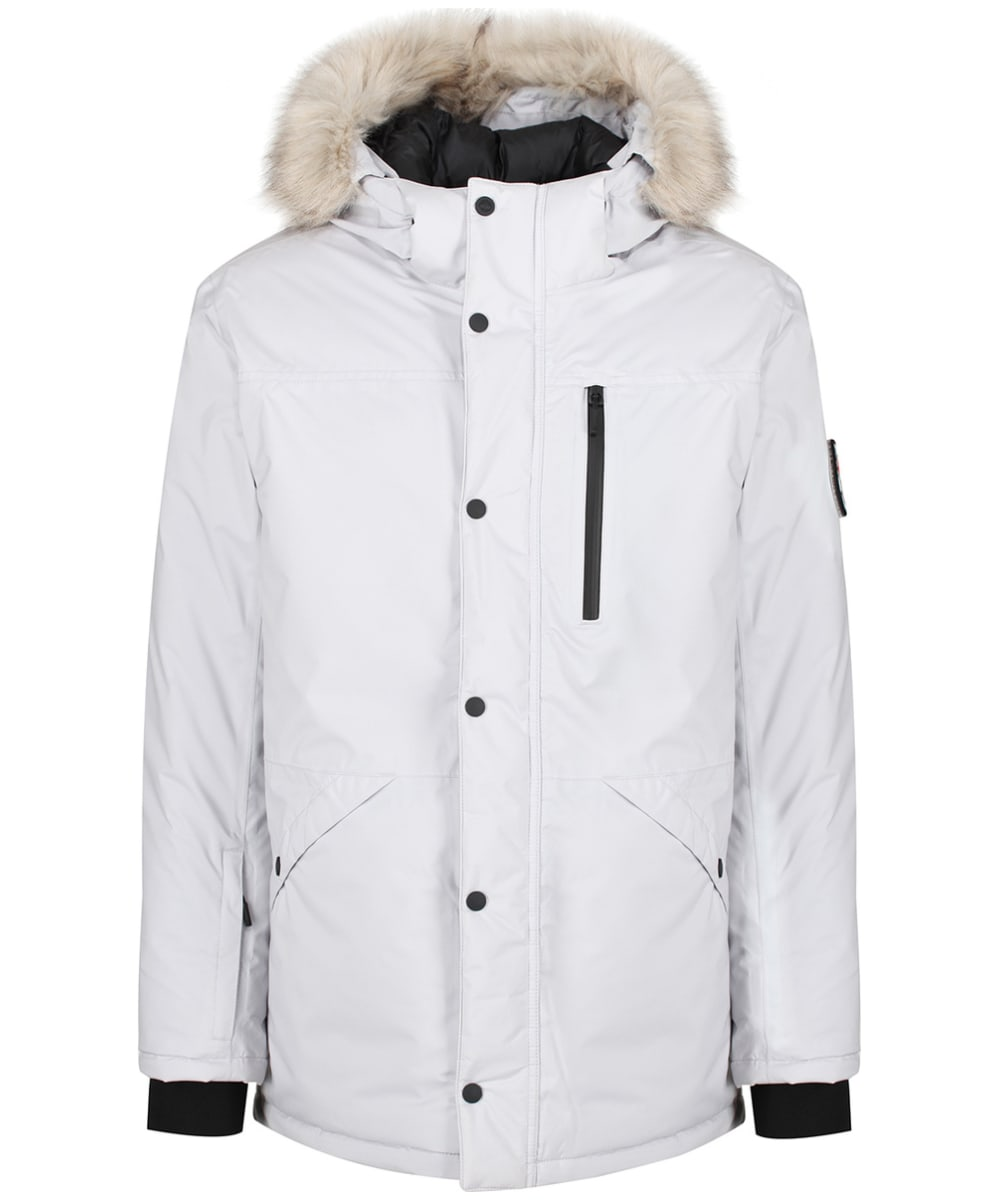 4c76228e5ba Men's Timberland DryVent™ Scar Ridge Expedition Waterproof Parka Jacket
