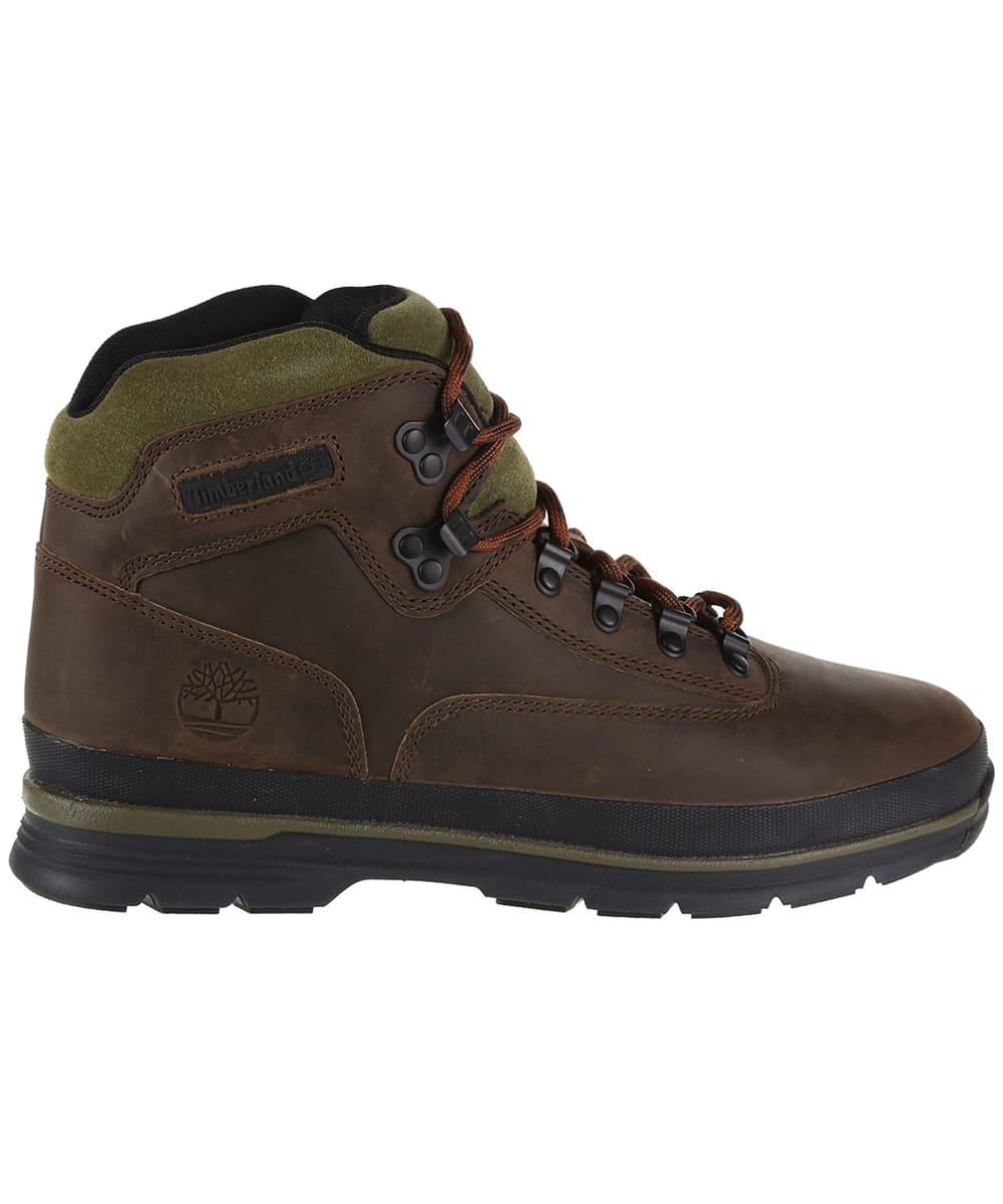 Men S Timberland Euro Hiker Sf Leather Boots