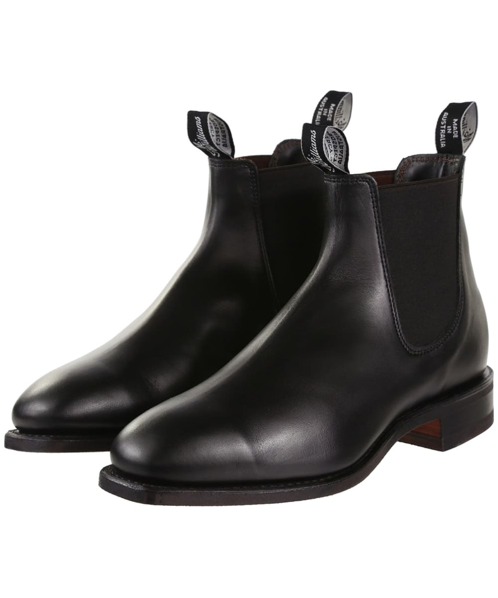 2750cc3a5d9 Men's R.M. Williams Comfort Craftsman Boots - G Fit