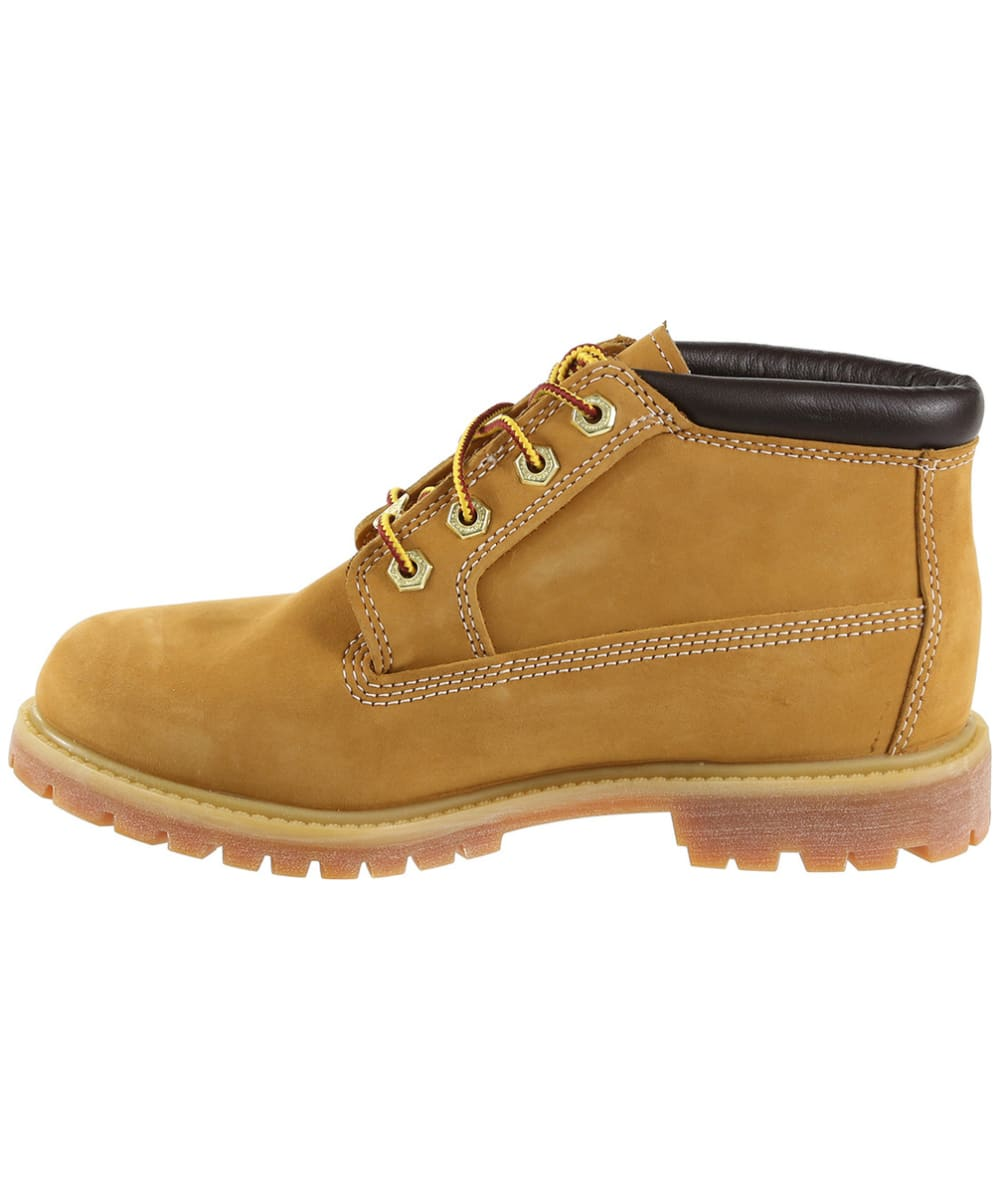 ... Women s Timberland Earthkeepers Nellie Waterproof Chukka Boots - Yellow e36a0d9965