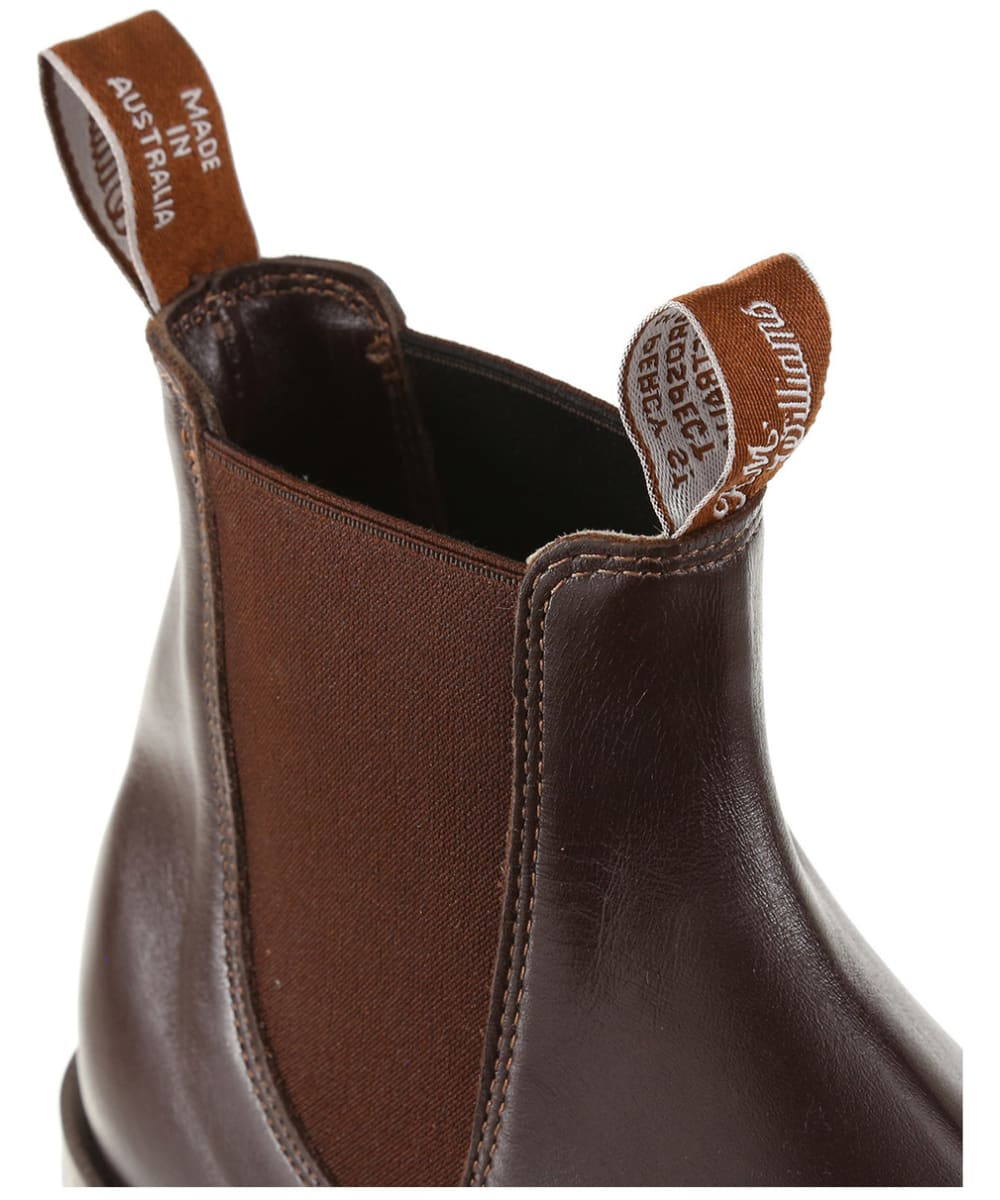 b9ff15669dcde ... Men's R.M. Williams Classic Craftsman Chelsea Boots - G Fit - Chestnut  ...