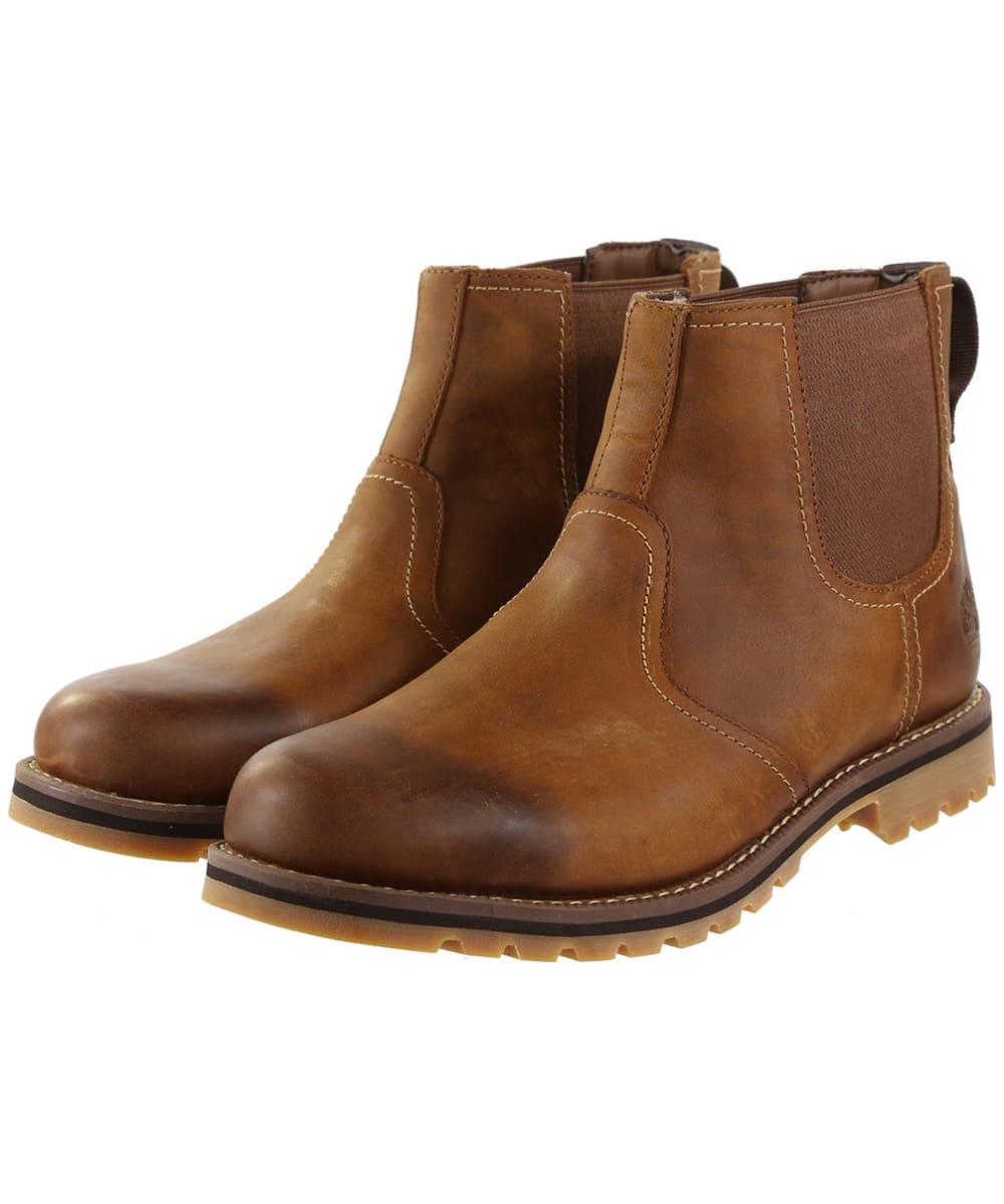 6aa2b505cc8b ... Brown Men s Timberland Larchmont Chelsea Boots - Oakwood ...