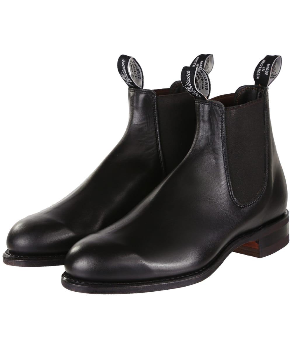 Men's R.M. Williams Comfort Turnout Boots G Fit