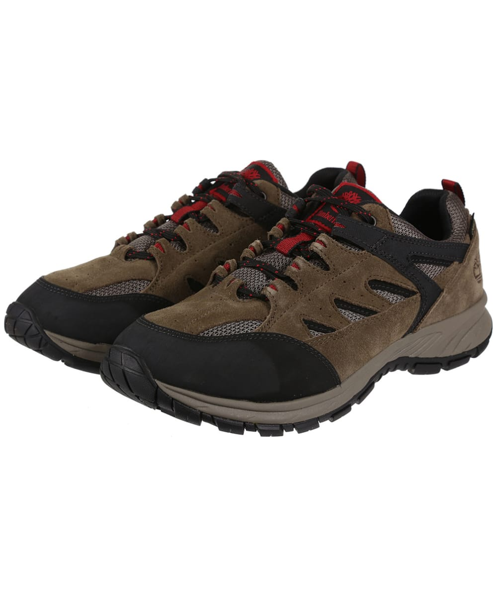 Men S Timberland Sadler Pass Low Shoes