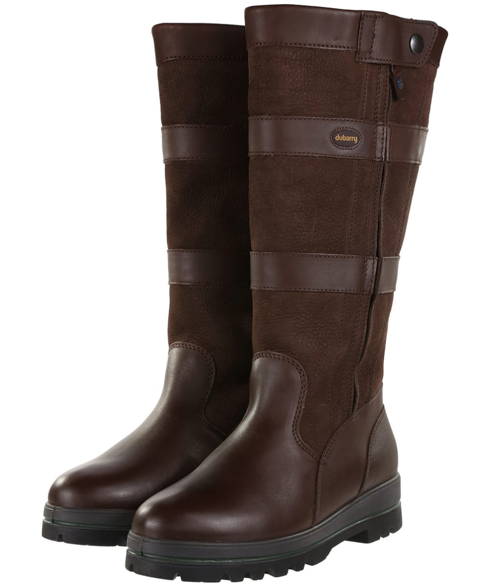 644fc9a7f50 Dubarry Wexford Leather Boots