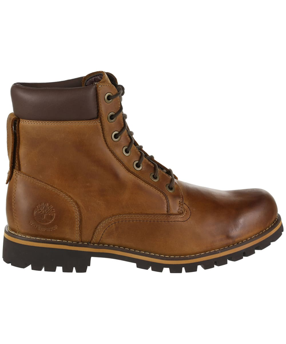 Men S Timberland Earthkeepers Rugged 6 Quot Plain Toe Boots