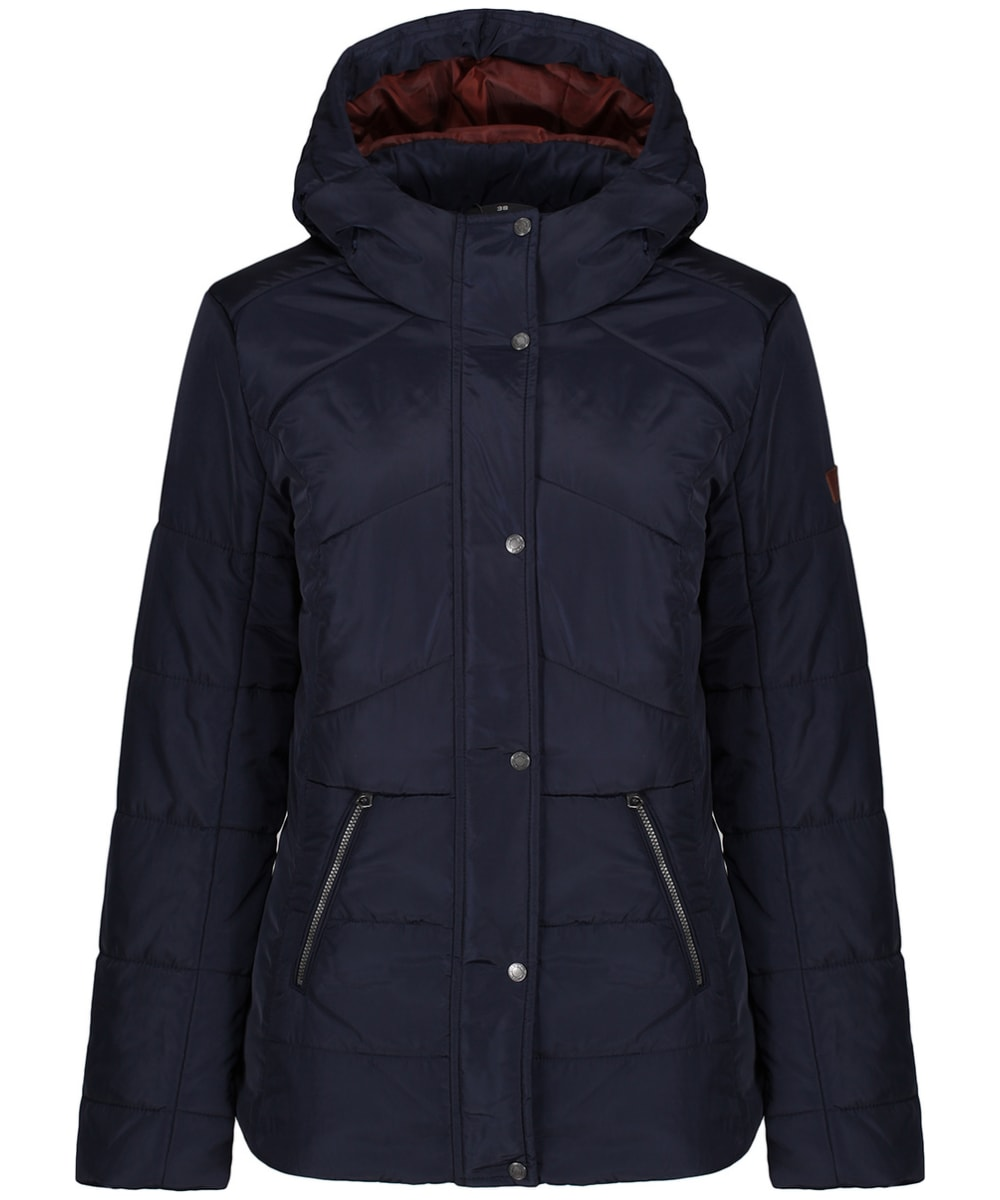 e6ac6f8fd7cc1 Women s Aigle Bello Jacket - Dark Navy