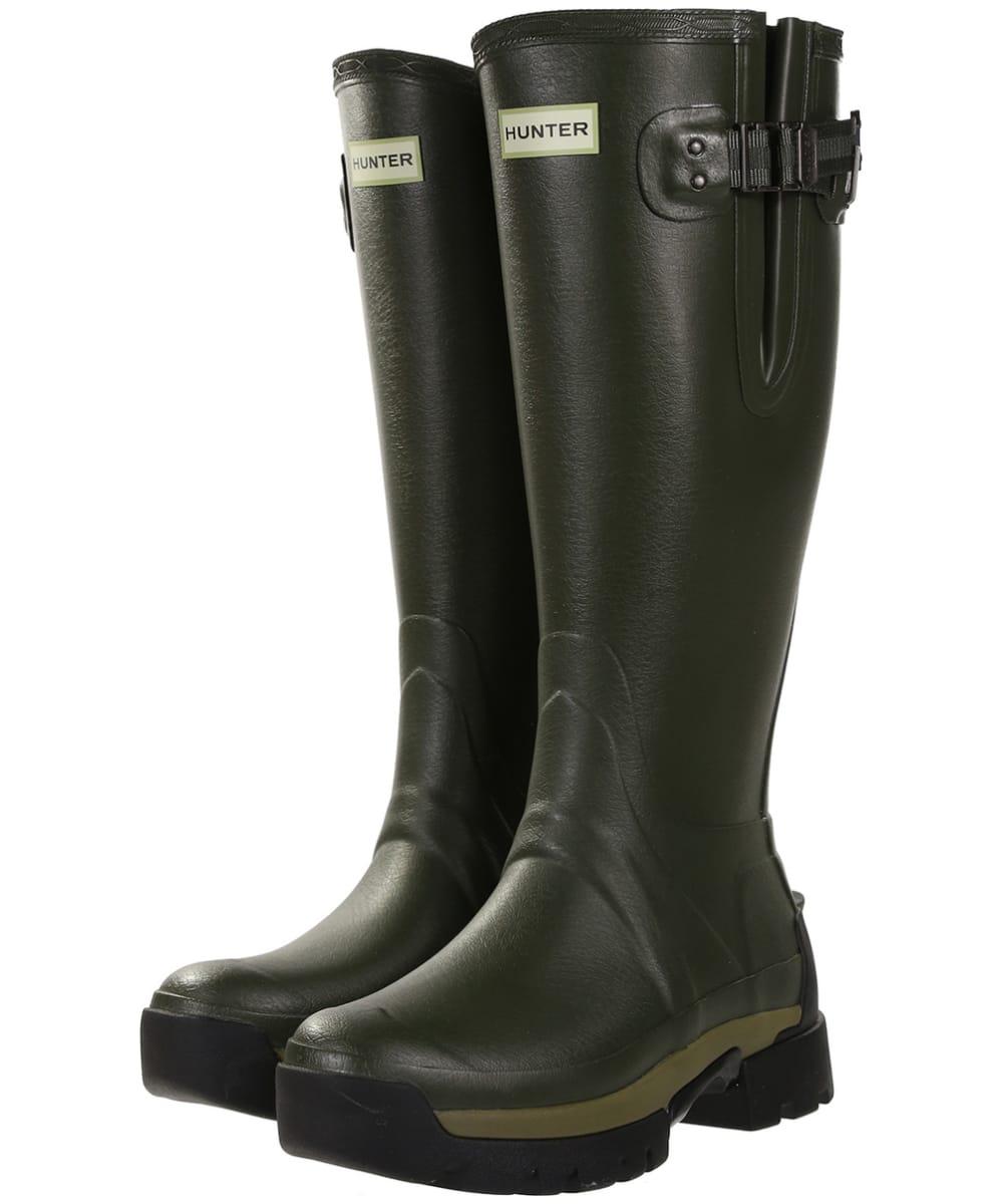 75515ba05bc Women's Hunter Balmoral Side Adjustable 3mm Neoprene Wellingtons