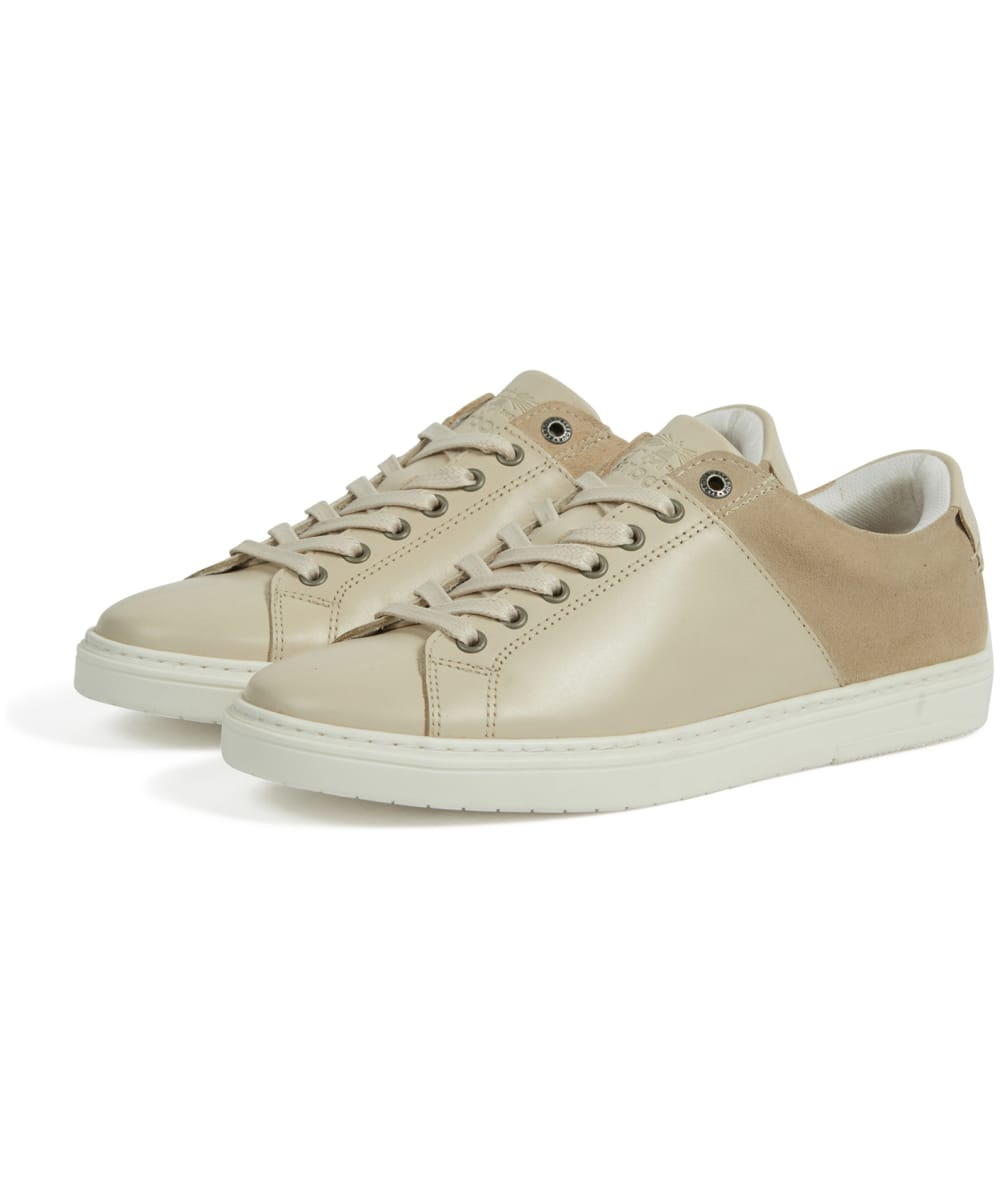 Women's Barbour Catlina Leather Trainers