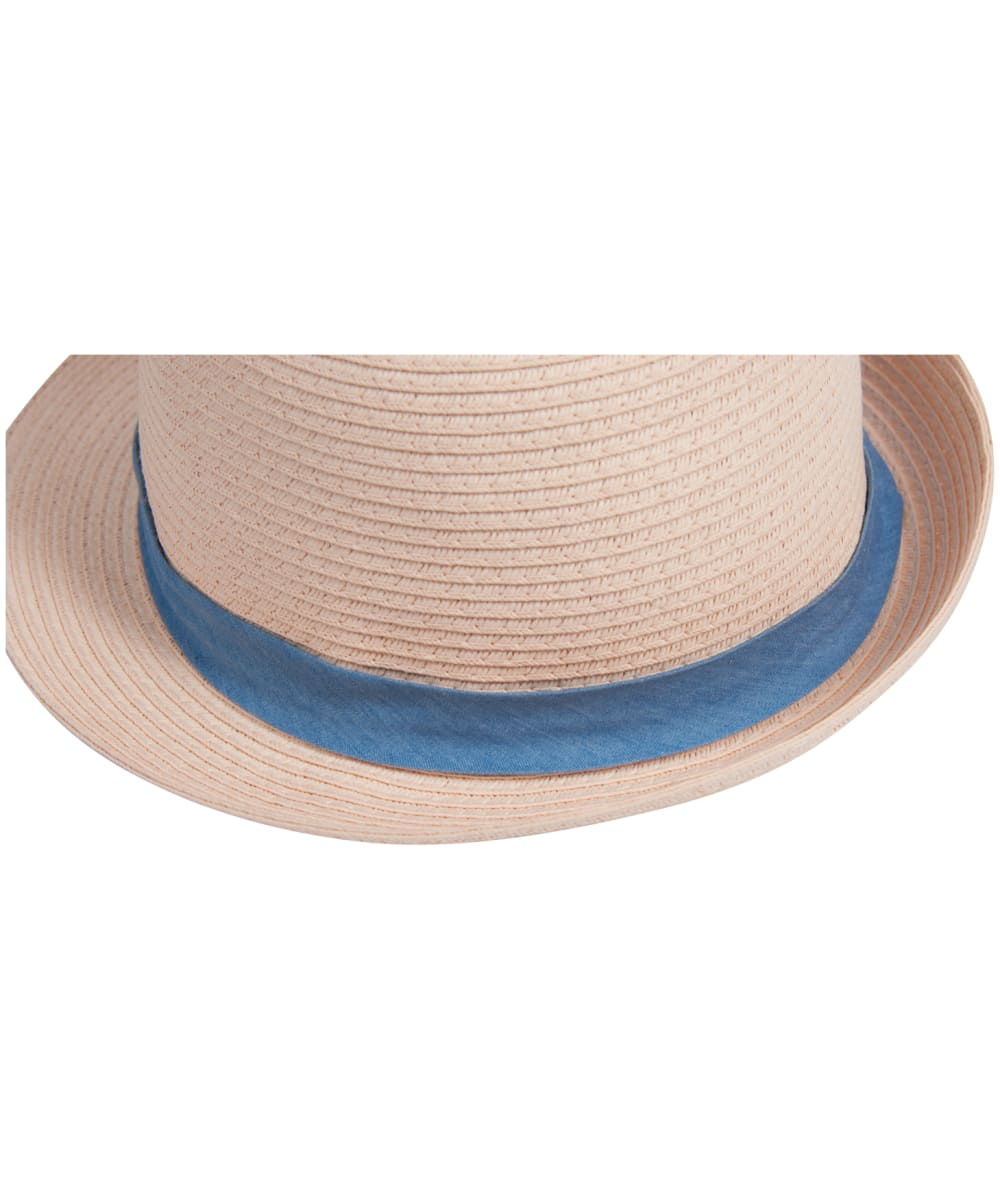 2ea966000bb11 ... Women s Barbour Lagoon Trilby Hat - Pink