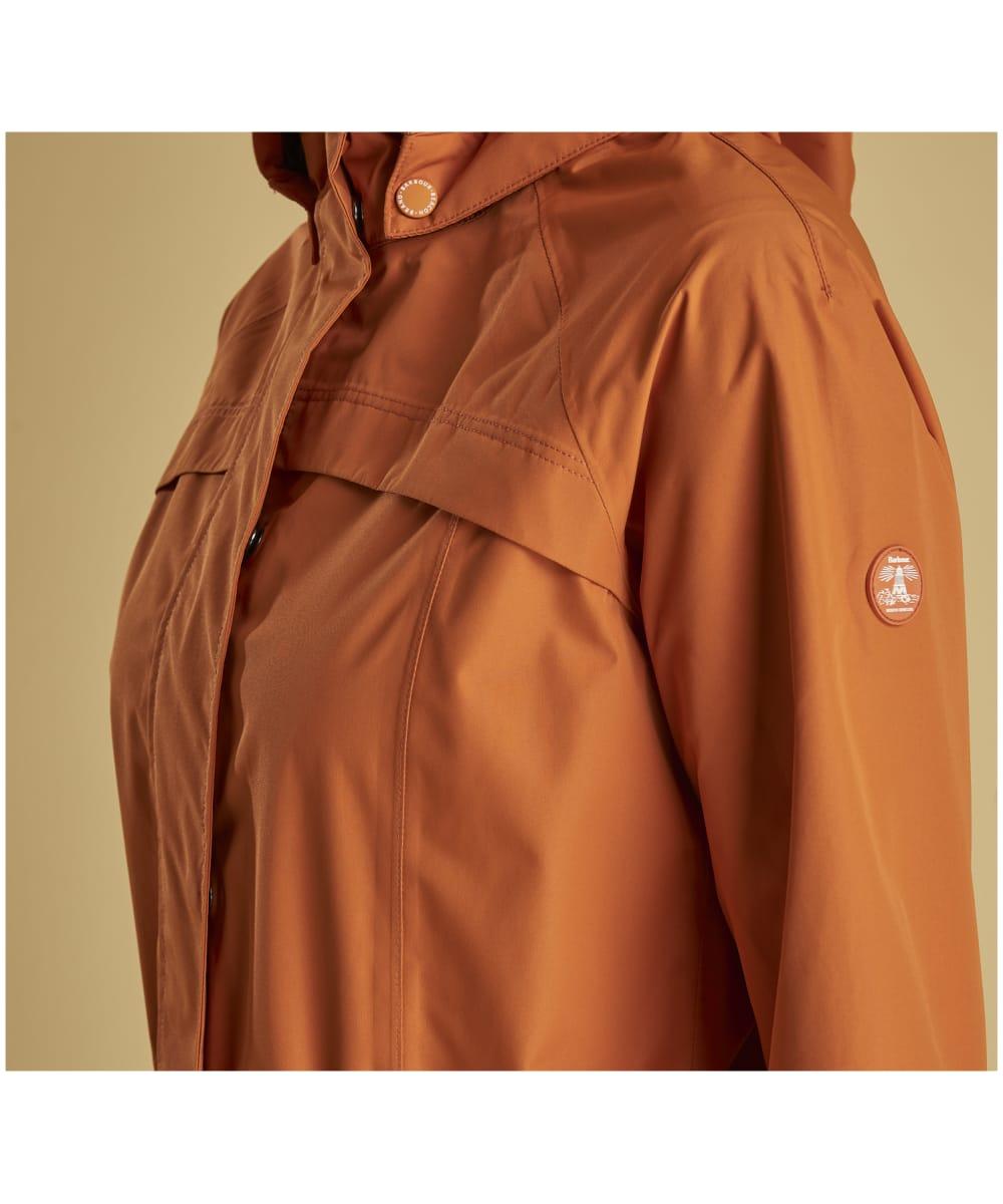 50985e567 ... Women's Barbour Dalgetty Waterproof Jacket - Marigold ...