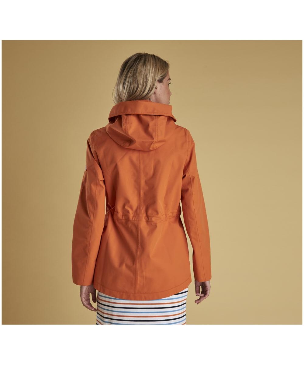 6274d29c7 ... Women's Barbour Backshore Waterproof Jacket - Marigold ...