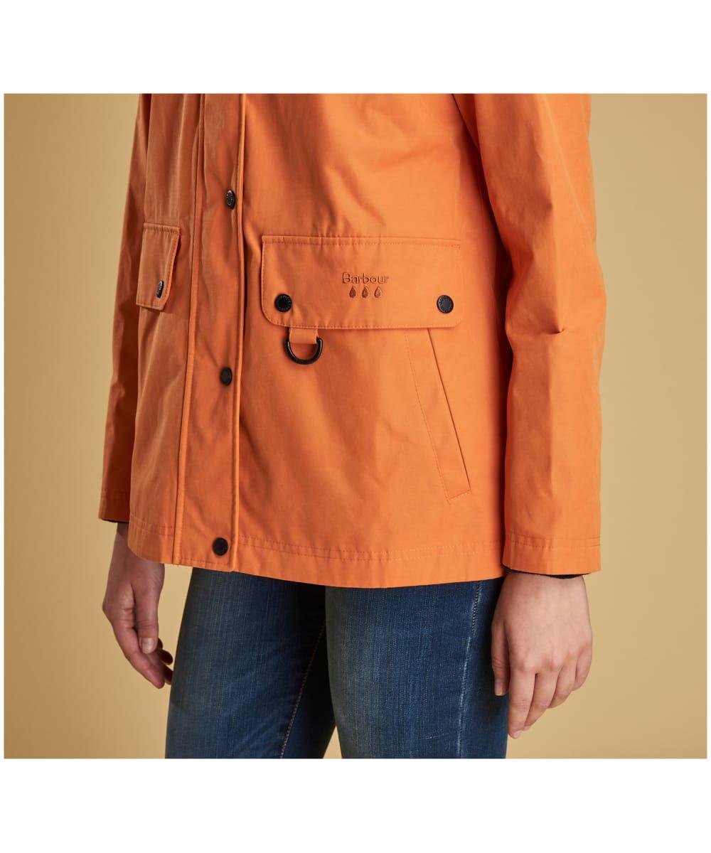 4a2f35038 ... Women's Barbour Tramontane Waterproof Jacket - Marigold ...