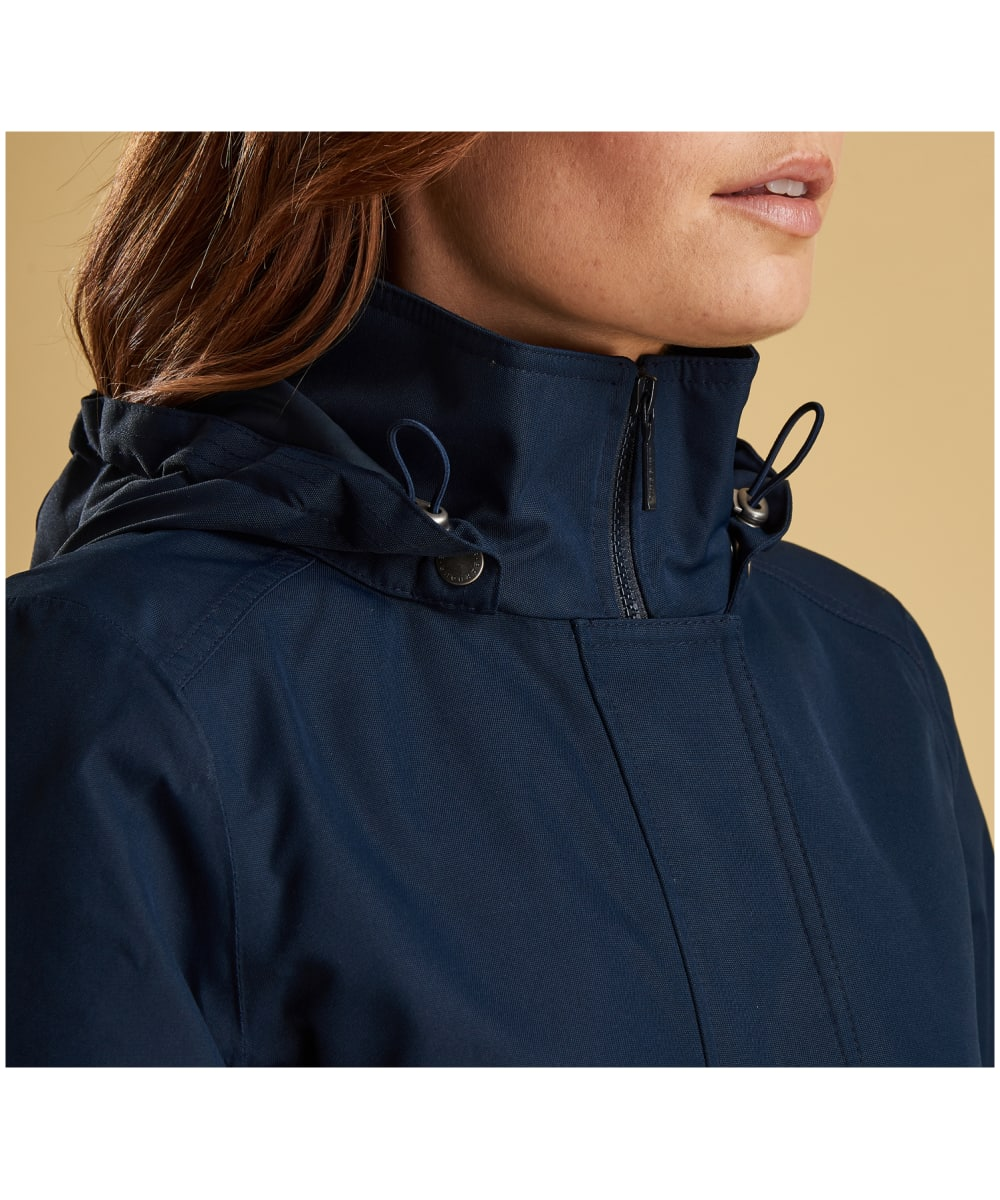 750b43694df7c Women's Barbour Retreat Waterproof Jacket