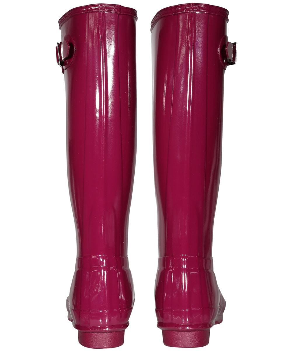 Women S Hunter Original Tall Gloss Wellington Boots